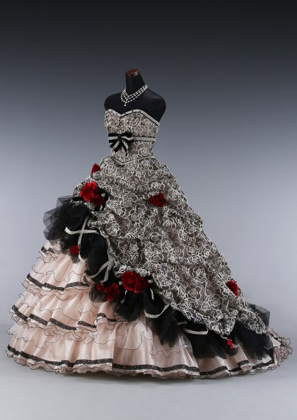 Dドレス07