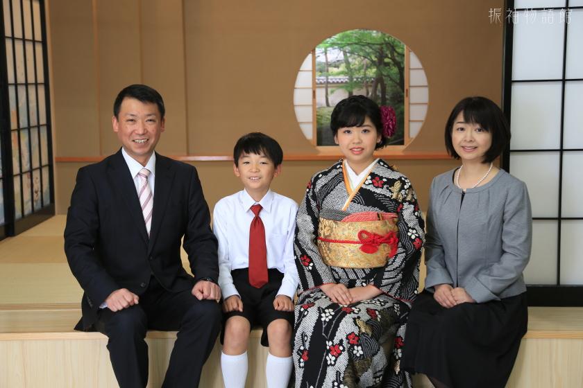 振袖物語館松戸店の成人フォトプランです。